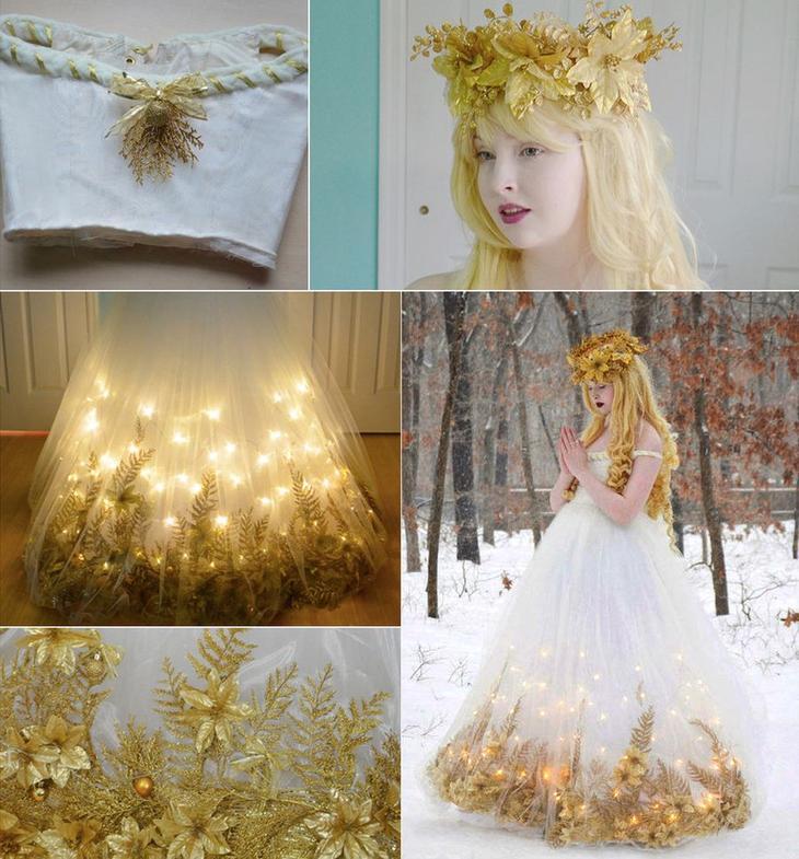 Платья от 18-летнего дизайнера