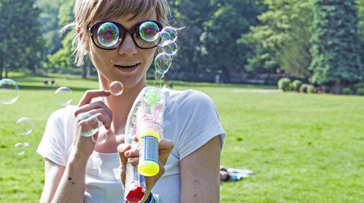 9. Мир сквозь радужные очки прикол, фотки, юмор