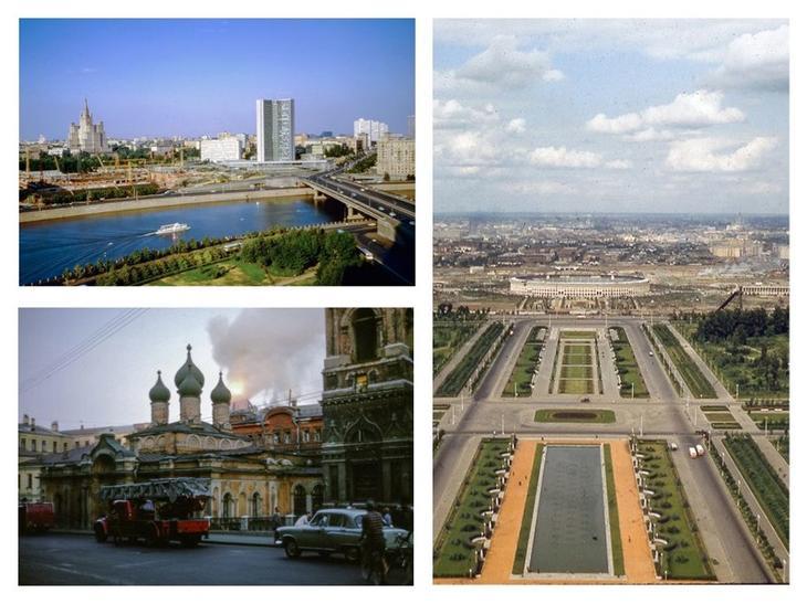 Фото от которых захватывает дух! Неизвестные слайды СССР СССР, находка, фото