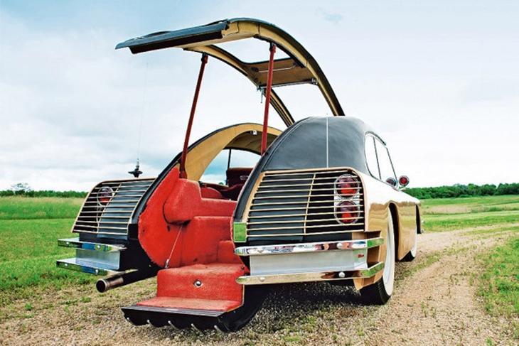 weirdcars09 12 самых странных автомобилей, которые видел мир