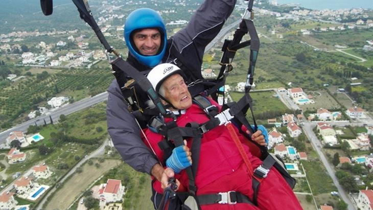 Моя старость будет такой: Международному дню пожилых людей посвящается