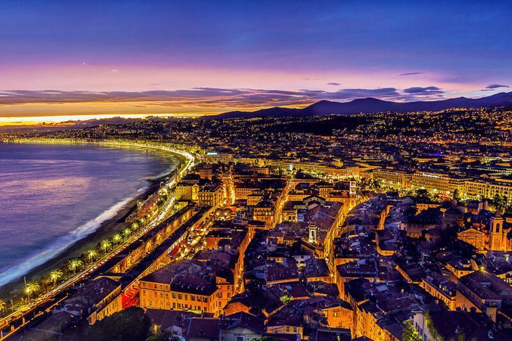 10 городов Французской Ривьеры