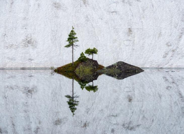 Ергаки - самый красивый природный парк в России