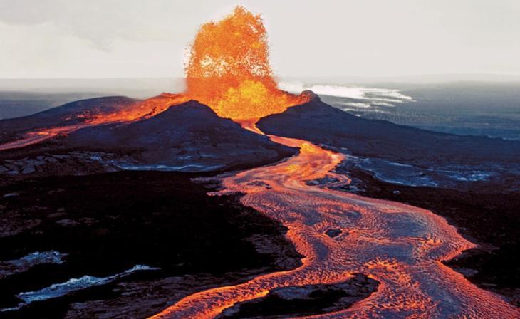 Главные чудеса геологии