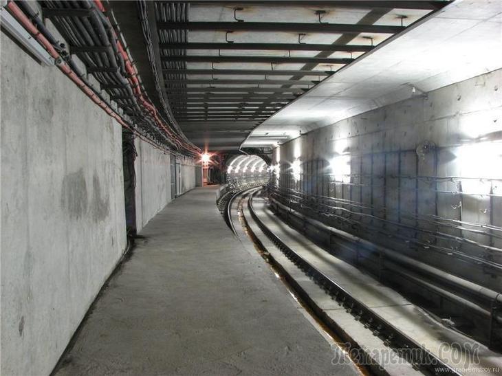 метро 2 город сталина под землей
