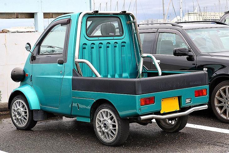 weirdcars35 12 самых странных автомобилей, которые видел мир