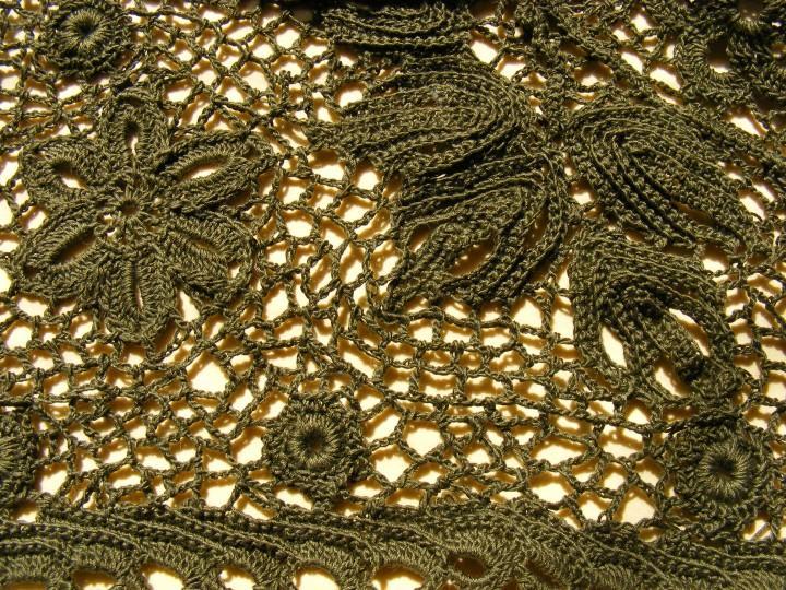 Ольга чернорот вязание