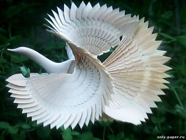 Птица счастья из своими руками