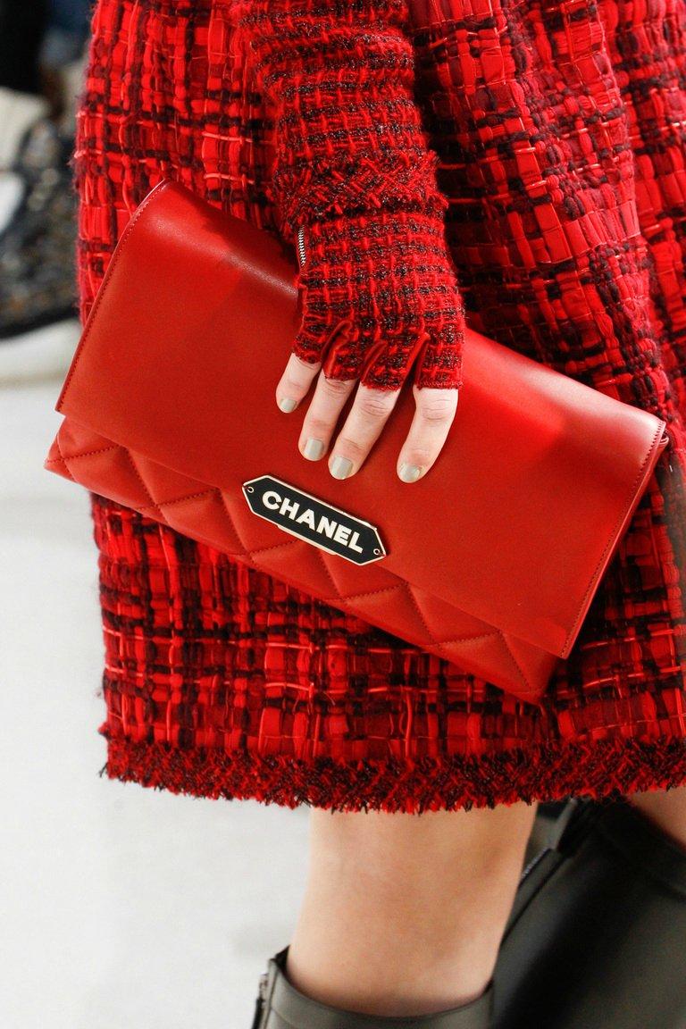 Chanel коллекция Коллекции осень-зима 2017/2018 Париж