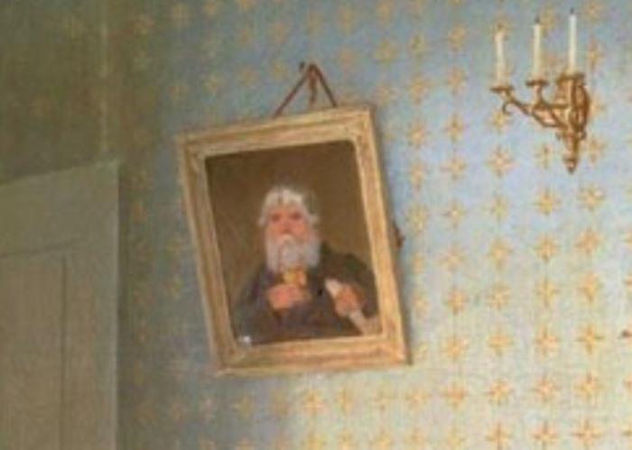 В. Перов. Приезд гувернантки в купеческий дом, 1866. Фрагмент   Фото: art-portrets.ru