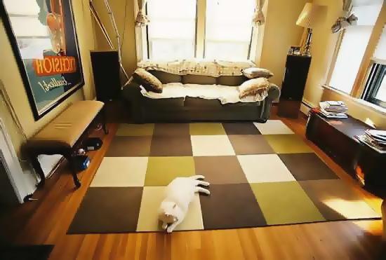 Пэтчворк в спальне