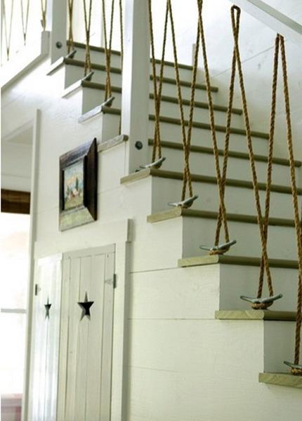 Декор из веревки