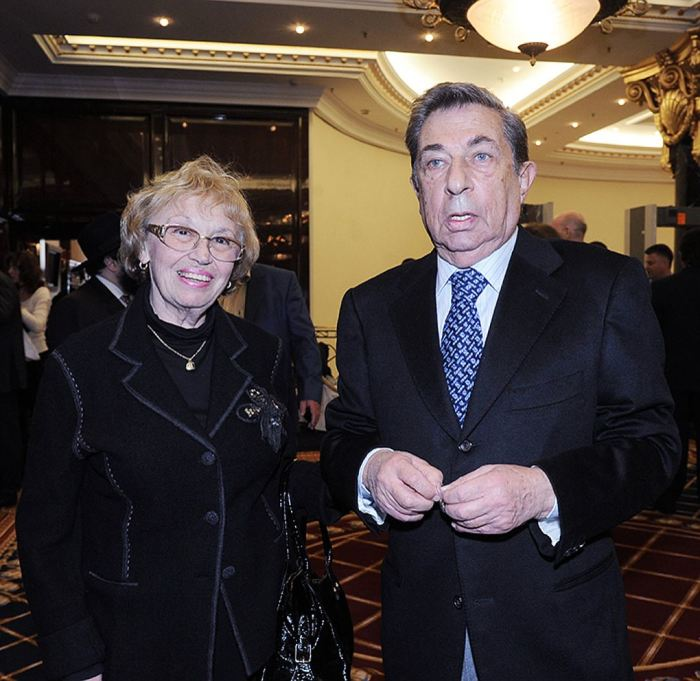 Игорь Кваша и Татьяна Путиевская. / Фото: www.milbaby.ru