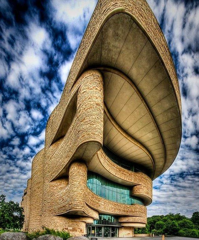 Национальный музей американских индейцев, Вашингтон, США
