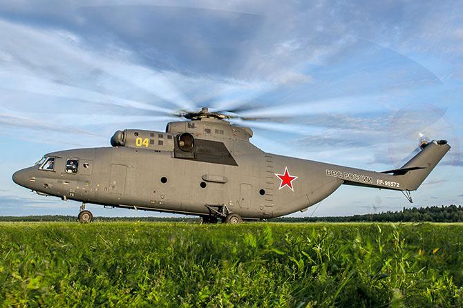 Лучшие военные вертолёты