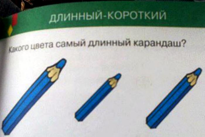 Отличная задача, которую все смогут решить на 5! | Фото: pikabu.ru.