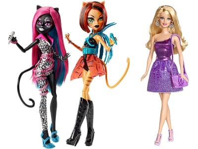 модельный куклы