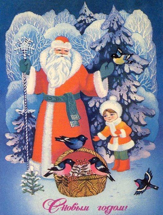 Дед Мороз 33 (531x700, 137Kb)