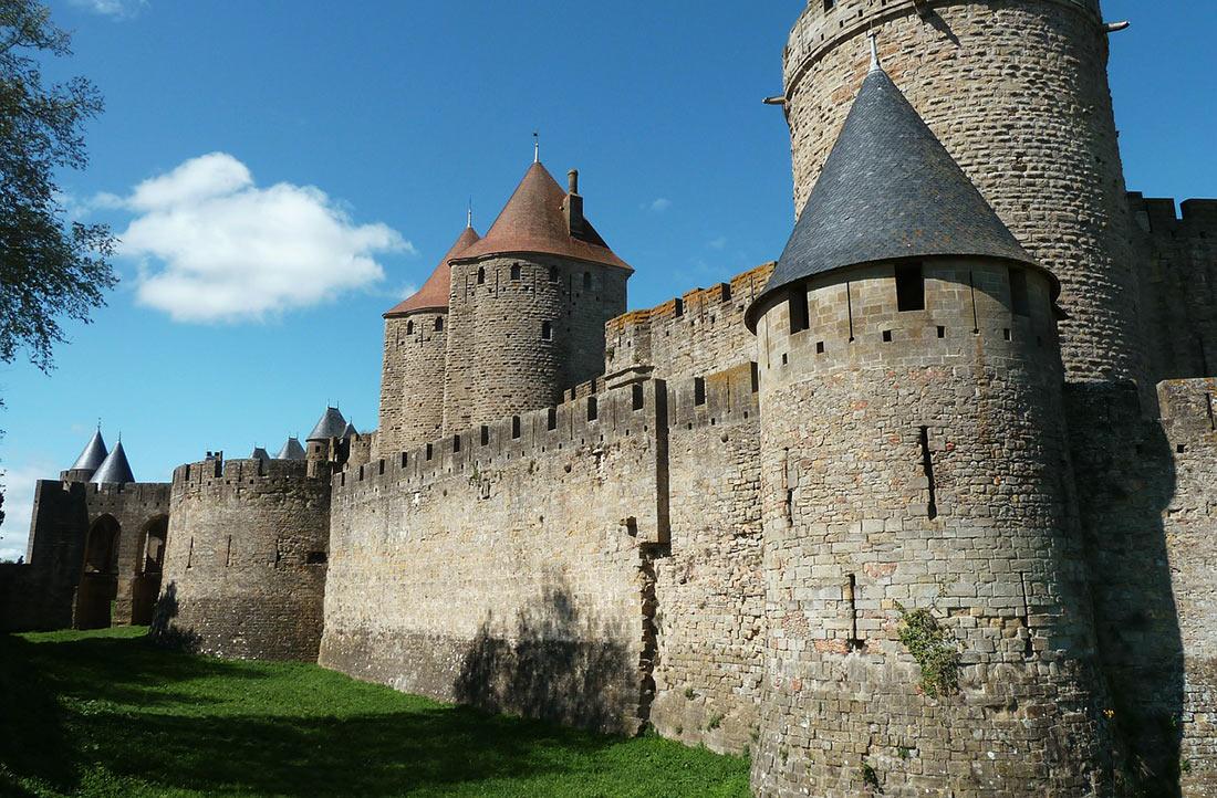 Картинки замков крепостей