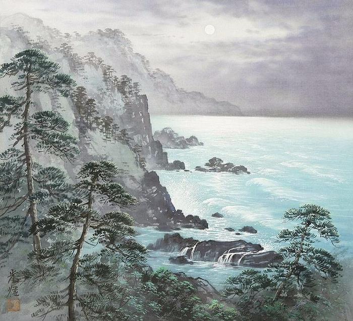 Коукеи РљРѕРґРРёРјР° (Koukei Kojima)17 (700x635, 443Kb)