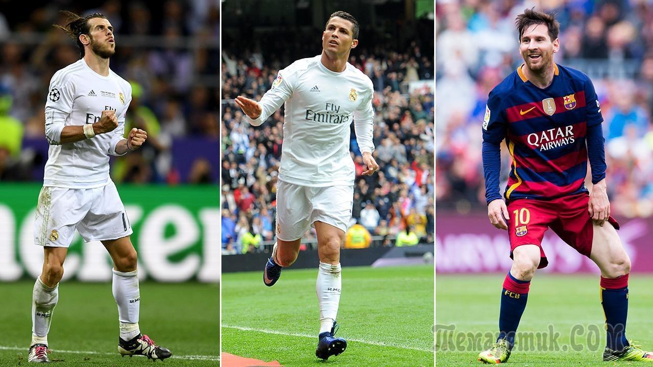 Перечень испанских футболистов