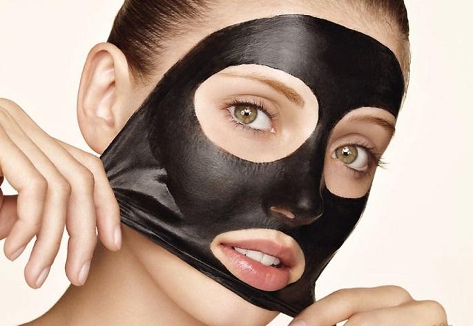 черная маска для лица в домашних условиях из активированного угля