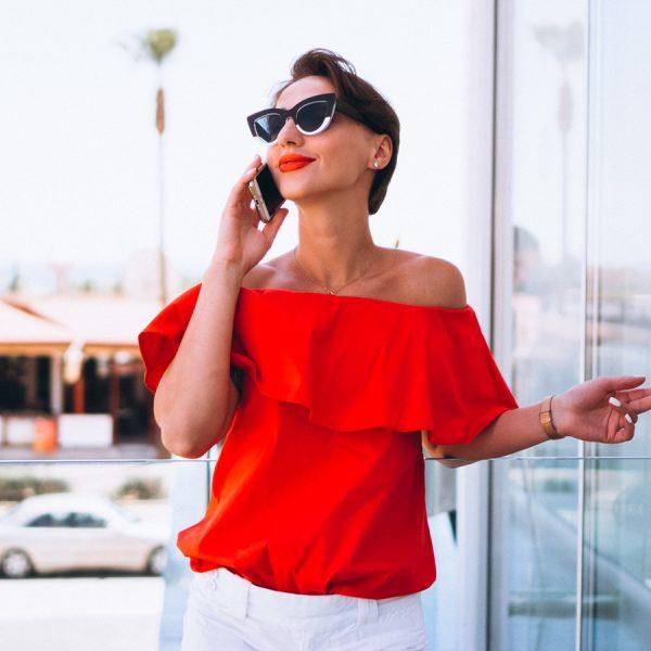 Женская летняя мода 2020