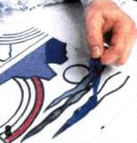 Рисуем узоры на стекле