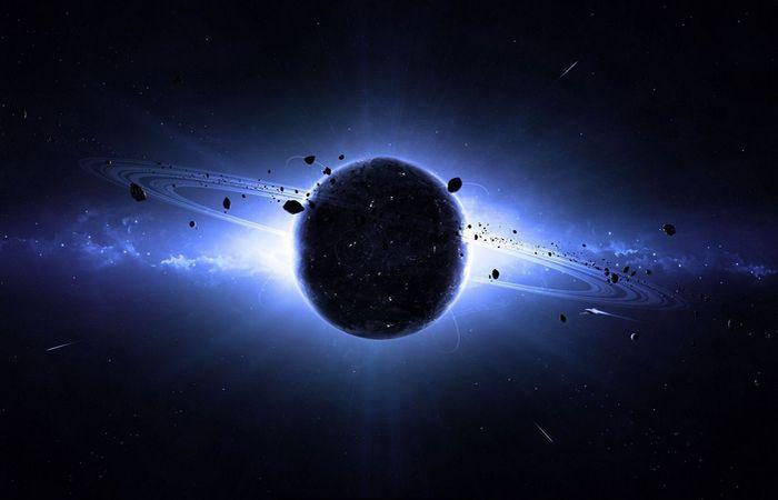 Красиво и интересно: кольца Сатурна.