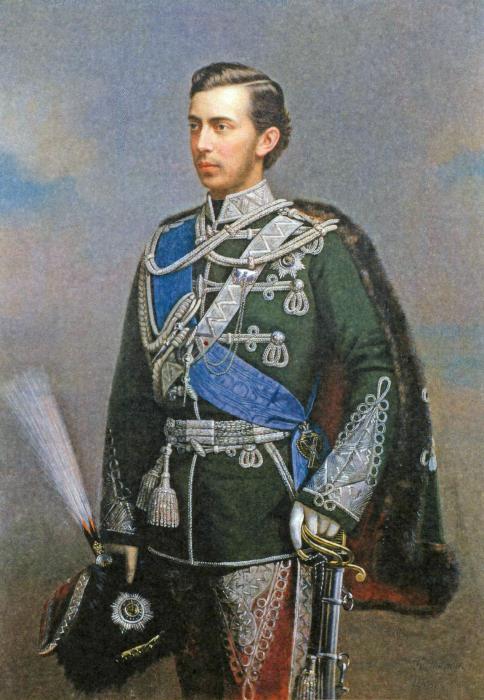 Николай Александрович, старший сын Александра II. / Фото: www.wikimedia.org