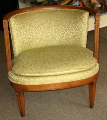 Как обновить старый стул?