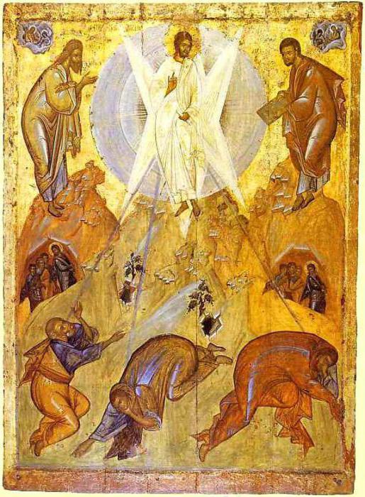 Троица икона Рублева