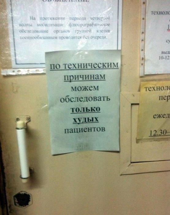 Дискриминация в медицине.