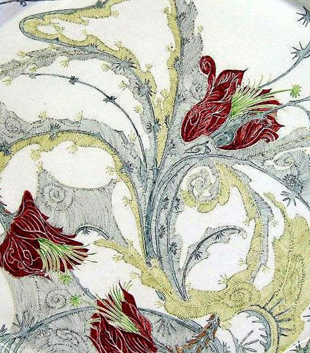 Фарфоровые диковины эпохи Ар Нуво, фото № 26