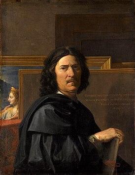 Луврский автопортрет. 1650
