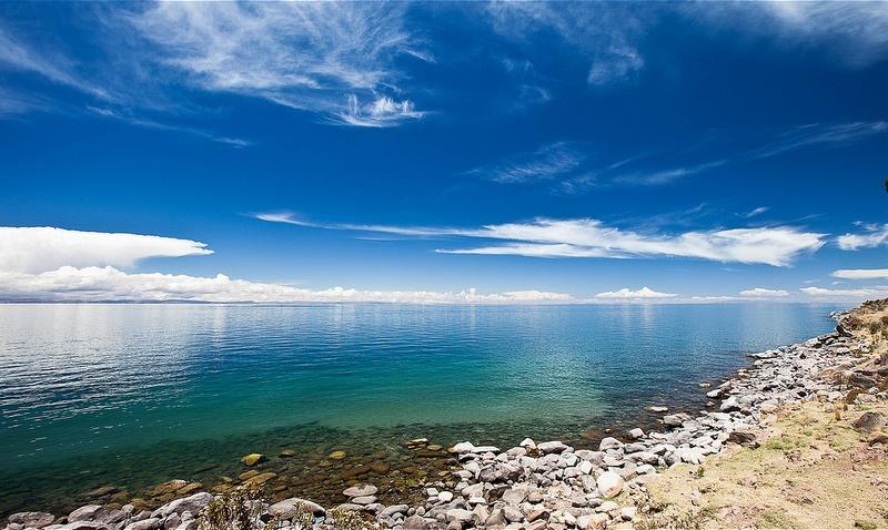 как называется самое высокогорное озеро на земле не, практически