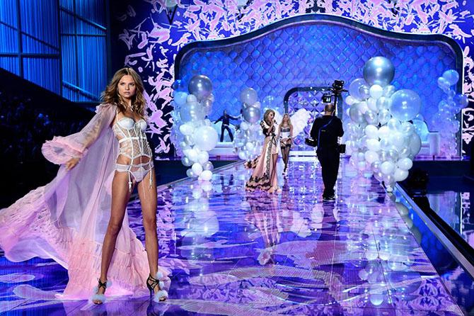Как прошло фэшн шоу Victoria Secret 2014 в Лондоне
