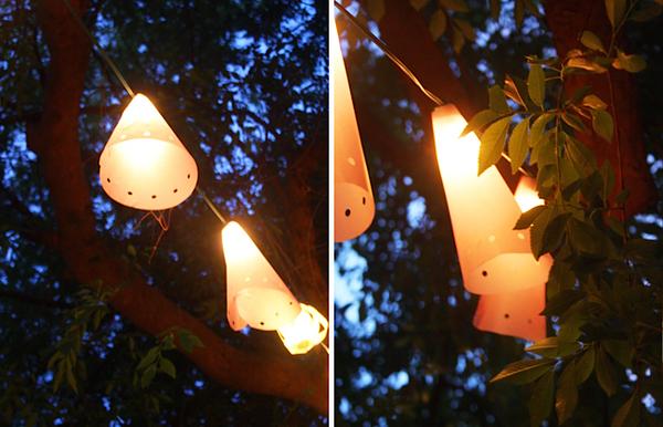 Сверкающий сад – 11 способов зажечь огоньки на открытой вечеринке фото 7