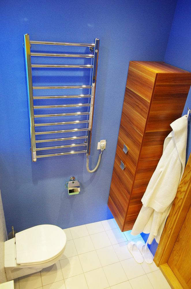 Фотография: Ванная в стиле Современный, Квартира, Дома и квартиры, Проект недели – фото на InMyRoom.ru