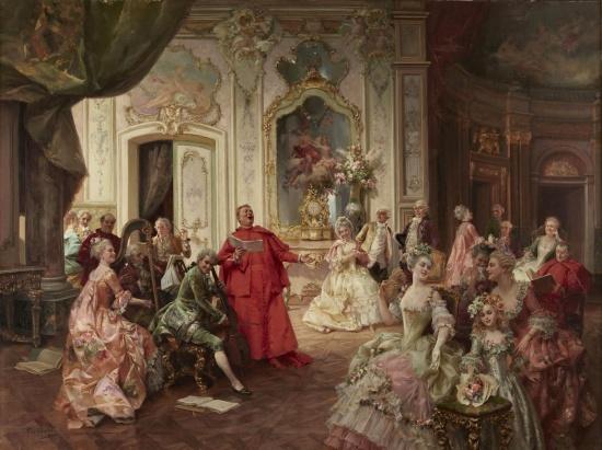 художник Чезаре Аугусто Детти (Cesare Auguste Detti) картины – 13