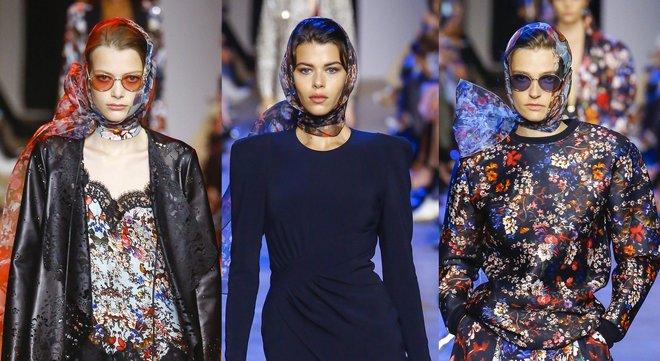 67136149844c Самый модный аксессуар: как использовать платок этим летом. Фото