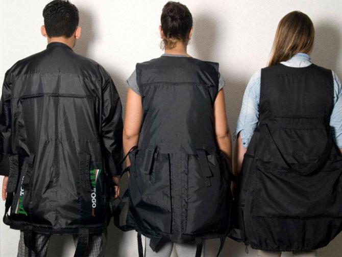 JakToGo - одежда-трансформер, которая заменит чемодан