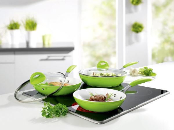 Как правильно выбрать хорошую керамическую сковороду?
