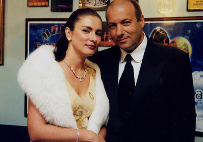Игорь и Ольга Крутые. / Фото: www.woman.ru
