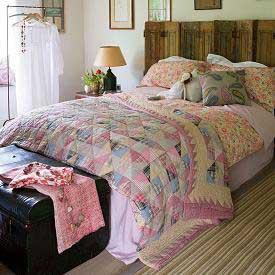 "Спальня в стиле ""кантри"""