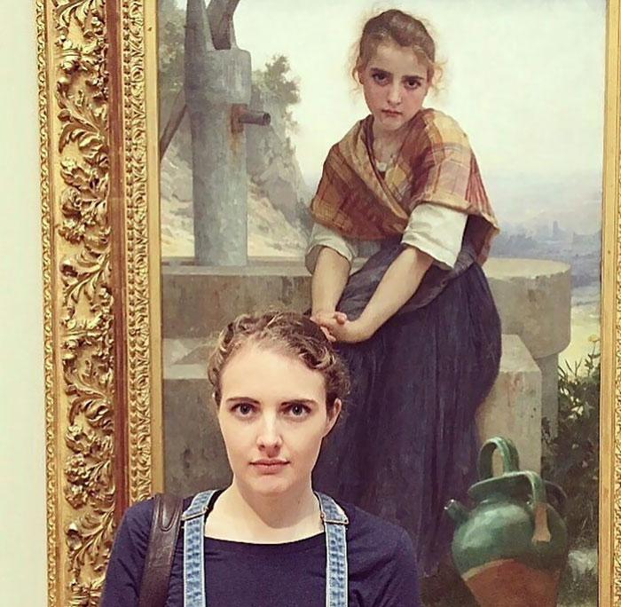 Автор картины «Разбитый кувшин» (1891 год), – французский живописец Вильям Бугро (William Bouguereau).