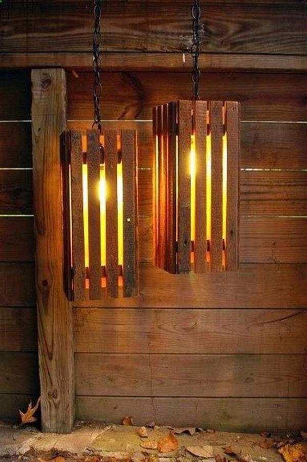 светильники для сада своими руками, фото 35