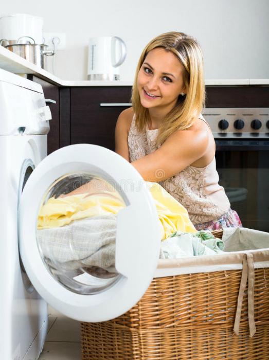 Правила использования стиральной машины.