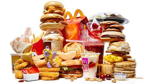 При панкреатите нужно забыть о вредной пище