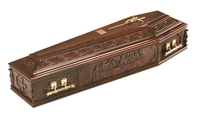 Плохо увидеть во сне, что гроб засыпают землей.